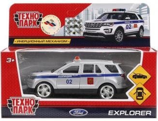 Фото Масштабная модель Форд Эксплорер (Ford Explorer) Полиция 12 см