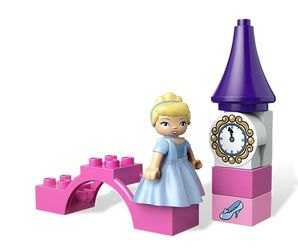 6153 Карета Золушки (конструктор Lego Duplo) фотография 5