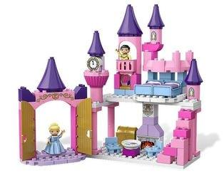 Фото 6154 Замок Золушки (конструктор Lego Duplo)