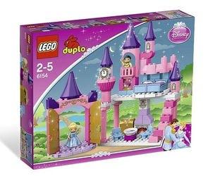 6154 Замок Золушки (конструктор Lego Duplo) фотография 2