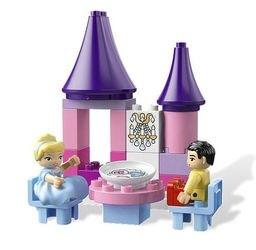 6154 Замок Золушки (конструктор Lego Duplo) фотография 3