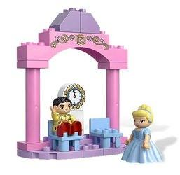 6154 Замок Золушки (конструктор Lego Duplo) фотография 5