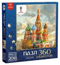 Фото Пазл ГородаЧемпионата мира по футболу 2018Москва360 эл.(03846)