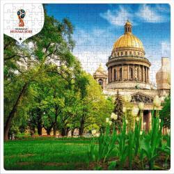 Фото Пазл ГородаЧемпионата мира по футболу 2018Санкт-Петербург 360 эл. (03848)