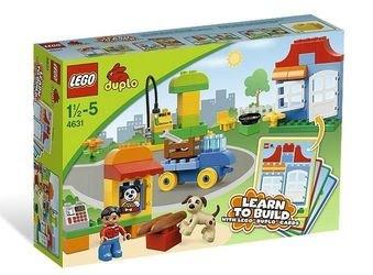 4631 Моя первая модель (конструктор Lego Duplo) фотография 2