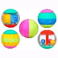 Фото Развивающие мячики 5 шт