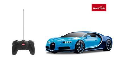 Фото Машина на радиоуправлении Bugatti Chiron 1:24 (76100)