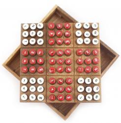 Фото Настольная игра Судоку деревянная (GP112A)
