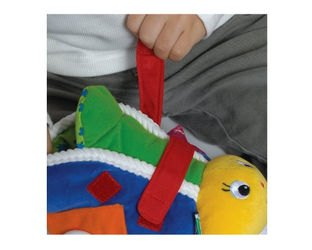 Развивающая игрушка Ботинки обучающие (2 шт) фотография 6