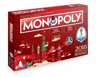 Фото Настольная игра Монополия Чемпионат мира по футболу FIFA 2018