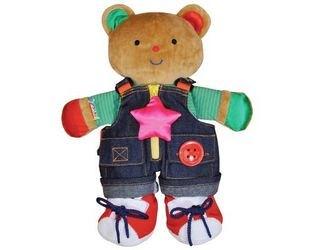 Игрушка для малышейМедвежонок Teddy (с одеждой) фотография 2