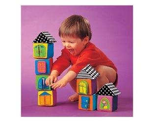 Мягкие кубики в коробке (KI13003) фотография 2