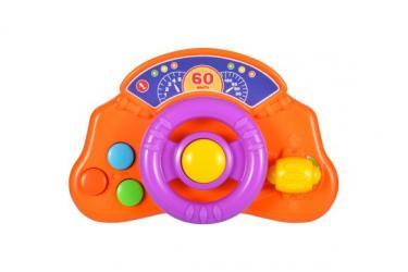 Фото Музыкальная игрушка Рулевая панель со светом и звуком (939542)