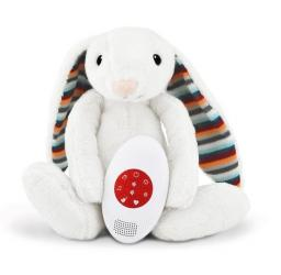 Фото Музыкальная мягкая игрушка-комфортер Биби