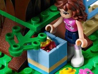 3065 Оливия и домик на дереве (конструктор Lego Friends) фотография 5
