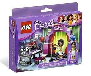 3932 Андреа на сцене (конструктор Lego Friends) фотография 2