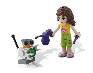 3933 Лаборатория Оливии (конструктор Lego Friends) фотография 4