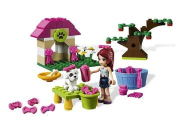 3934 Мия и её щенок (конструктор Lego Friends) фотография 1
