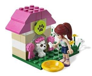 3934 Мия и её щенок (конструктор Lego Friends) фотография 3