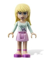 3935 Стефани на квадрацикле (конструктор Lego Friends) фотография 4