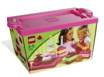 6785 Весёлые тортики (конструктор Lego Duplo) фотография 2
