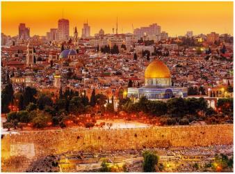 Фото Пазл Крыши Иерусалима, 3000 элементов (33032)