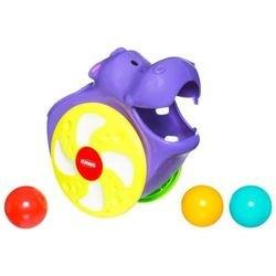 Фото Развивающая игрушка Бегемот с шариками (31939)