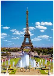 Фото Пазл Эйфелева башня, 2000 элементов (27051)