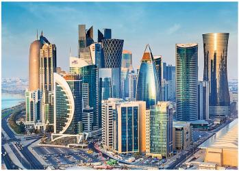 Фото Пазл Доха, Катар, 2000 элементов (27084)