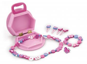 Фото Набор украшений для девочки Бабочки в чемоданчике (59694)