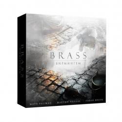 Фото Настольная игра Брасс Бирмингем (Brass: Birmingham)