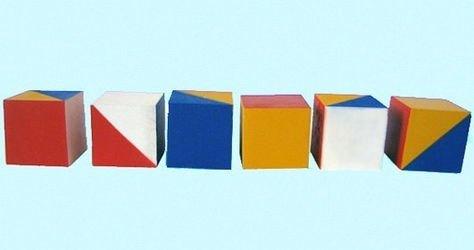 Игры Никитина Сложи узор в фанерной коробке (дерево, Световид) фотография 3