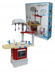 Фото Игрушечная кухня Infinity basic №1 в коробке (42279)
