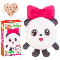 Фото Мягкая игрушкаМалышарики Пандочка с вишневыми косточками