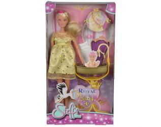 Фото Кукла Штеффи беременная королевский набор (5737084)