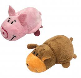 Фото Игрушка Вывернушка мини 2 в 1 Собака-Свинья 8 см (Т13799-18)