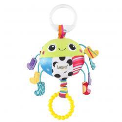 Фото Мягкая развивающая игрушка Паучок в носочках (L27573)