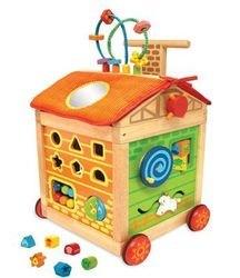 Игрушка обучающая Фермерский домик (87160) фотография 1