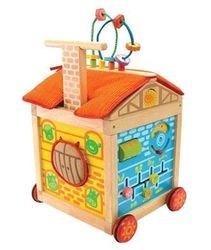 Игрушка обучающая Фермерский домик (87160) фотография 2