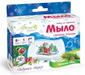 Фото Набор для создания мыла своими руками Дед Мороз (С0231)