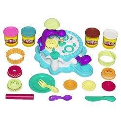 Набор для творчестваФабрика тортиков (набор для лепки) фотография 1