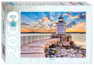Фото Пазл США. Южный Портленд, 2000 элементов (84037)