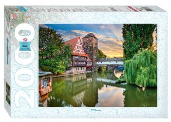 Фото Пазл Германия. Нюрнберг, 2000 элементов (84039)