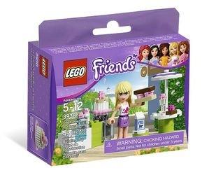 3930 Кондитерская Стефани (конструктор Lego Friends) фотография 2
