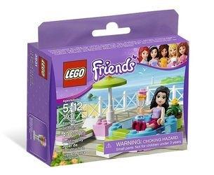3931 Веселый бассейн Эммы (конструктор Lego Friends) фотография 2