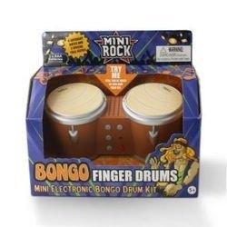 Пальчиковые барабаны Бонго Finger Drums фотография 2