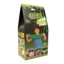 Фото Набор для создания слайма малый SlimeЛаборатория для мальчика зеленый