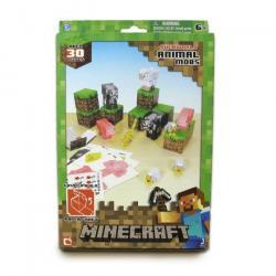 Фото Бумажный конструктор Майнкрафт Дружелюбные мобы Minecraft 16701