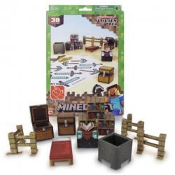 Фото Бумажный конструктор Майнкрафт Предметы Minecraft 16702