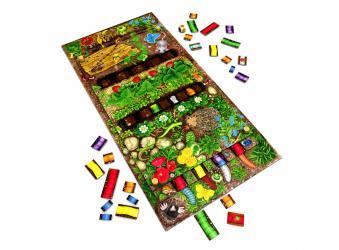 Настольная игра Червячки-огородники фотография 2